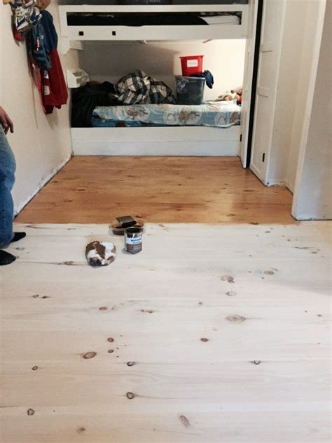 diy kitchen floor ideas 25 best ideas about pine floors on pine flooring pale white and empty room
