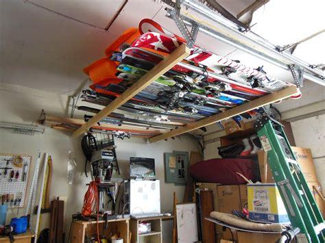 Garage Ski Storage Ideas Garage Ski Storage Diy Or Prebuilt