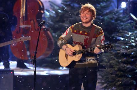 ed sheeran perfect beat ed sheeran s perfect on course for u k christmas no 1