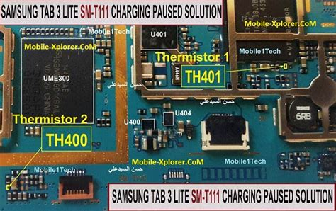Samsung Galaxy Tab 3 Di Electronic Solution samsung tab 3 lite charging paused problem ways solution