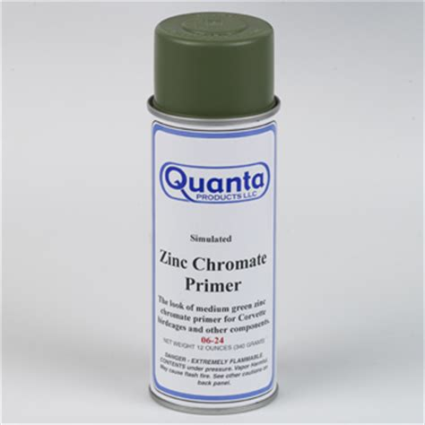 medium green zinc chromate primer spray paint 12 oz gastanks