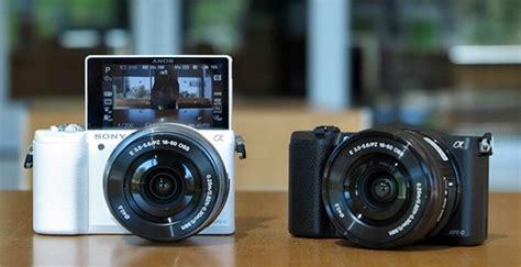 Kamera Sony Mirrorless A5100 kamera mirrorless terbaik dan terbaru di pasaran saat ini