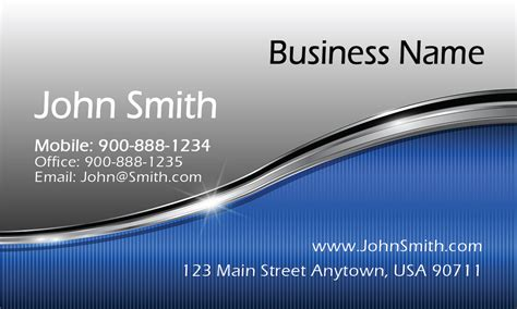 blue construction business card design 1501091