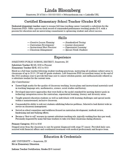 51 awesome teaching resume sample resume templates 2018