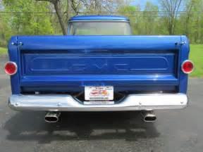 1958 55 gmc fleetside shortbox c10 chevy for sale