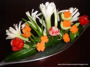 salad decoration delicious indian recipes and more from around the world