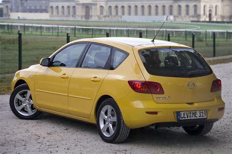 mazda 3 sport 2004 mazda 3 sport 1 4 exclusive 2004 parts specs