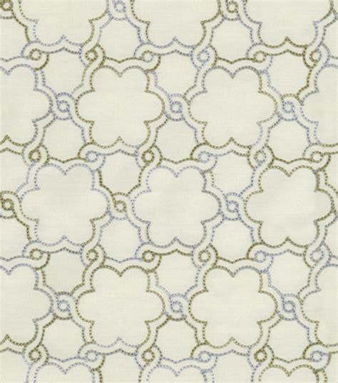 hgtv upholstery fabric upholstery fabric hgtv home boho lattice emb platinum at