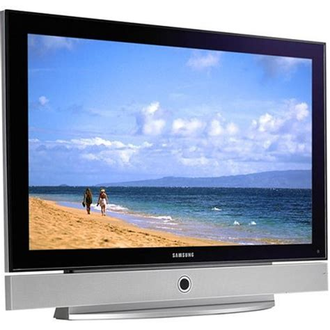 Hp Samsung Tv Digital how to samsung hpr4252 42 inch high definition plasma tv with integrated atsc digital cable