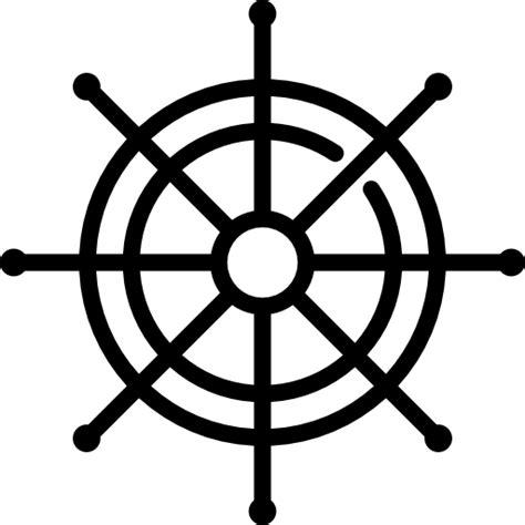 boat steering wheel icon boat steering wheel free transport icons