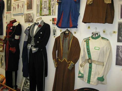 cineplex uniform new display of old cinema uniforms from bygone days