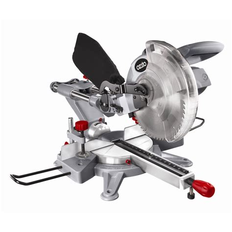 ozito bench saw ozito 1600w 254mm corded slide compound mitre saw