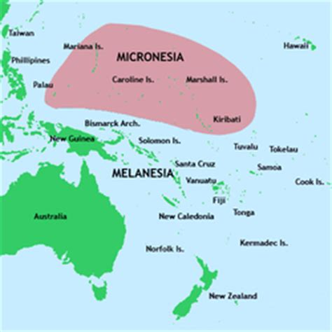 micronesia map micronesia the free encyclopedia