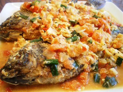 sarciadong tilapia recipe healthy sea foods sarciadong