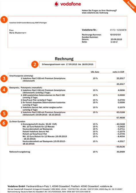 Muster Rechnung Eu Ausland Hilfe Rechnung Verstehen Rechnung