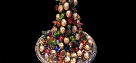 how to make a stacked truffle christmas tree 171 christmas ideas