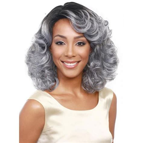 short hair peices and extentions for woman over 50 2016 new 42cm curly natural hair wigs for women wig short