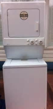 washer dryer stackable apartment size maytag canada
