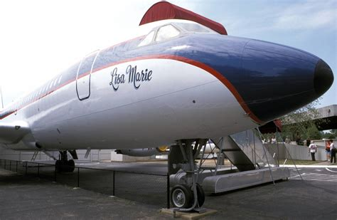 elvis presley plane graceland may remove elvis presley s old airplanes aol news