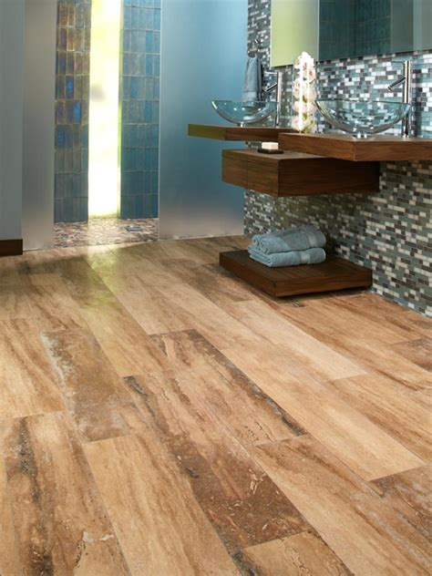 wood floor tile bathroom bathroom design ideas diy