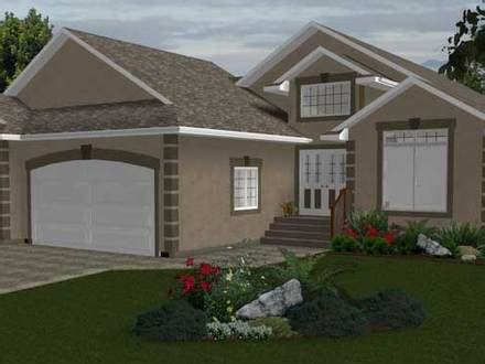 Bungalow House Plans With Basement And Garage House Plans With 3 Car Garage House Plans With Basements Bungalow House Plans With Attached