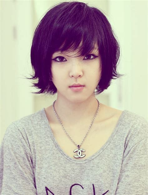 quick and easy japanese hairstyles 12 charming short asian hairstyles for 2017