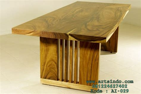 Meja Kayu Lesehan Murah meja kayu trembesi murah arts indo furniture jepara arts indo furniture jepara