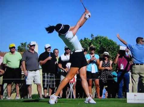 michelle wie swing video pro golf swing videos