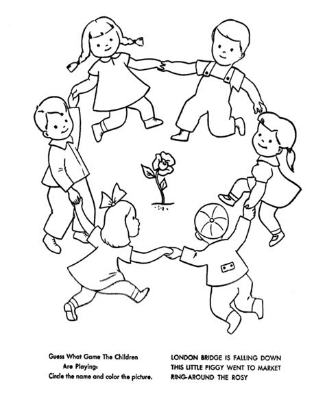 Pin Nursery Rhyme Printables On Pinterest Rhyming Coloring Pages
