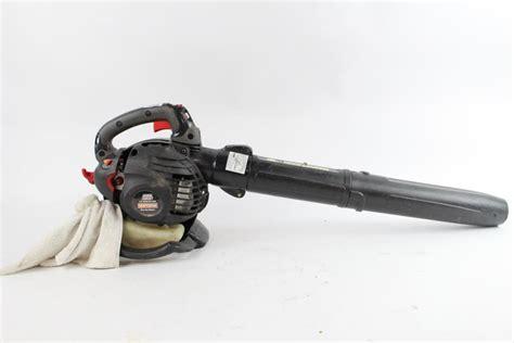 craftsman cc gas blower property room