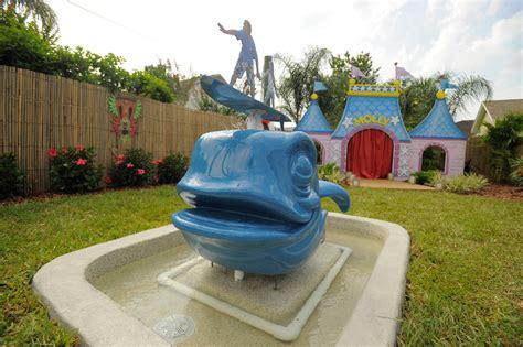 disney backyard disney fanatics receive a dream inspired backyard 171 disney
