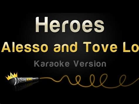 alesso we could be heroes lyrics espaol alesso we could be heroes lyrics lagu mp3 mp4 save