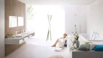 Phoenix design modern white bathroom wood paneling interior design