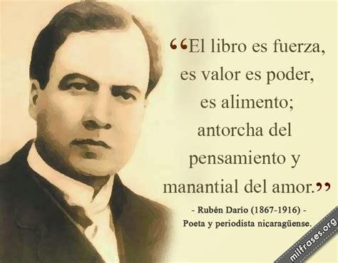 ruben dario biography in spanish ruben dario quotes quotesgram