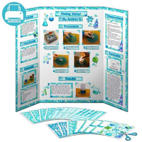 25 Best Ideas About Tri Fold Poster Board On Pinterest Science Fair Project Poster Board Ideas