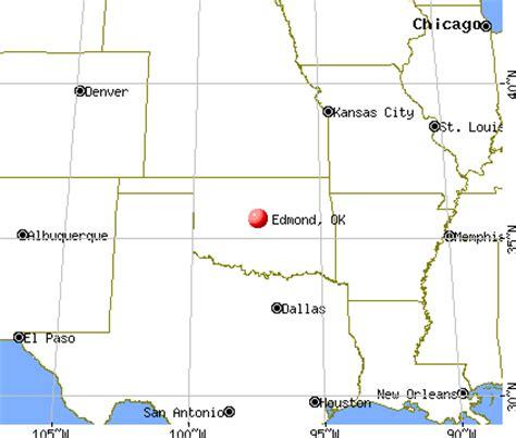 where is edmond oklahoma on the map opinions on edmond oklahoma