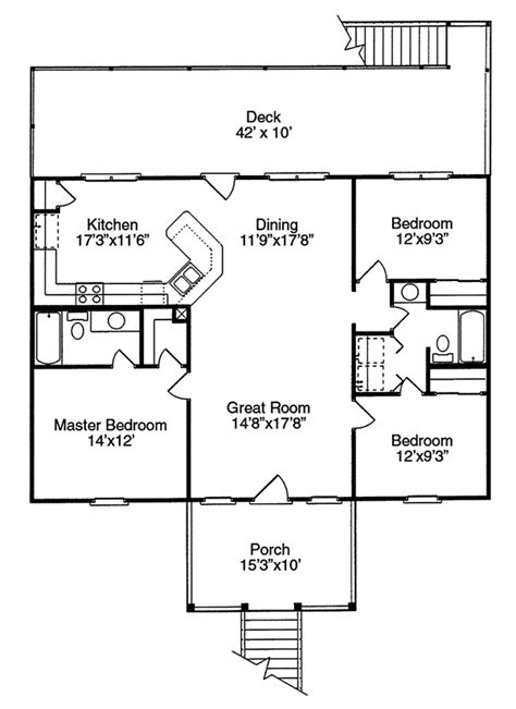 small beach house floor plans stoney hill raised beach home plan 024d 0085 house plans