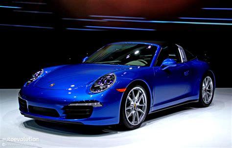 Porsche Carrera 4s 2014 by Porsche 911 Carrera Targa 4s 991 2014 Photos 21 On