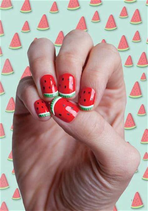 tutorial nail art untuk kuku pendek ide nail art untuk liburan musim panas beauty bar indonesia