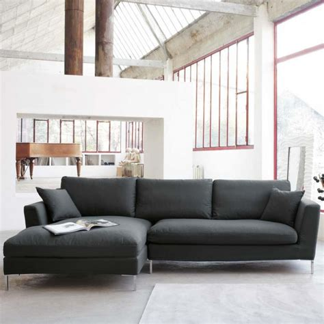 grey sofa white walls metal legs grey sofa modern look white wall kvriver com