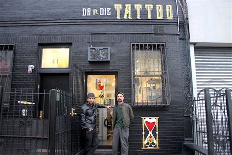 tattoo parlour on 14th avenue inside do or die tattoo the newest business at wyckoff