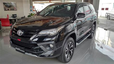 Fortuner Vrz Trd in depth tour toyota fortuner trd sportivo diesel 2017