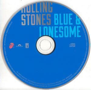 Cd The Rolling Stones Blue Lonesame the rolling stones blue lonesome cd 2016 digipak