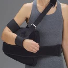 Pillow For Rotator Cuff by Shoulder Abduction Positioner Orthopedics Deroyal