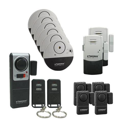 doberman security home alarm security kit 3 se 0157 the