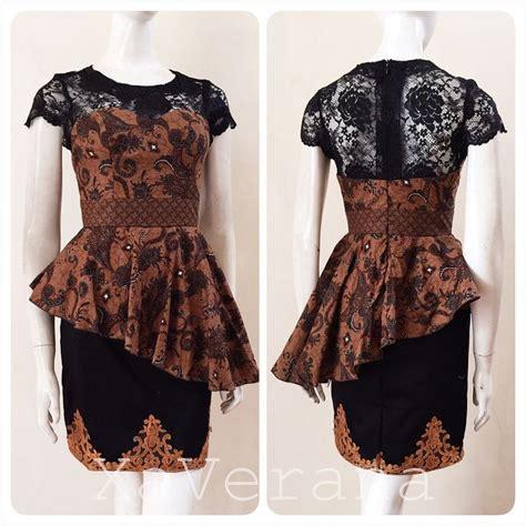 Baju Borongan Atasan Dress Rok 89 best kebaya by xaverana images on batik dress batik fashion and brokat
