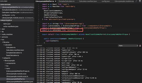 javascript module pattern stack overflow javascript ts2307 cannot find module calculator