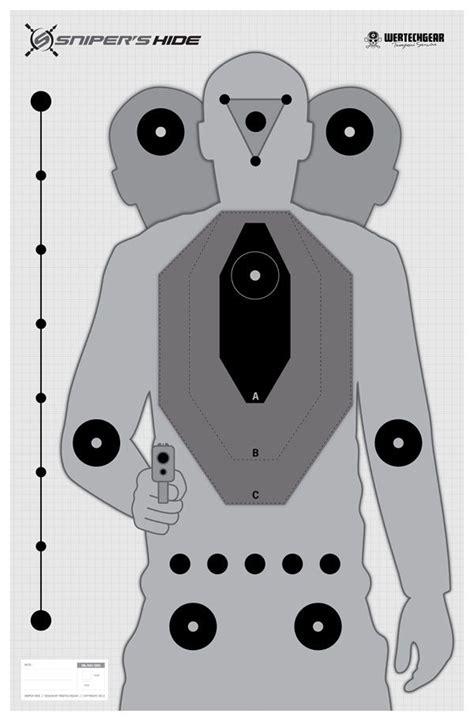 Printable Sniper Training Targets | new sh training target coming soon sniper pinterest