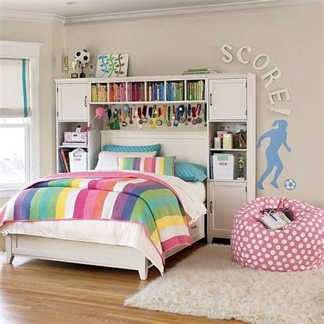 Girl Soccer Bedrooms