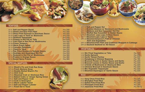 menu layout ideas for cafe ideas to make a restaurant menu design and restaurant